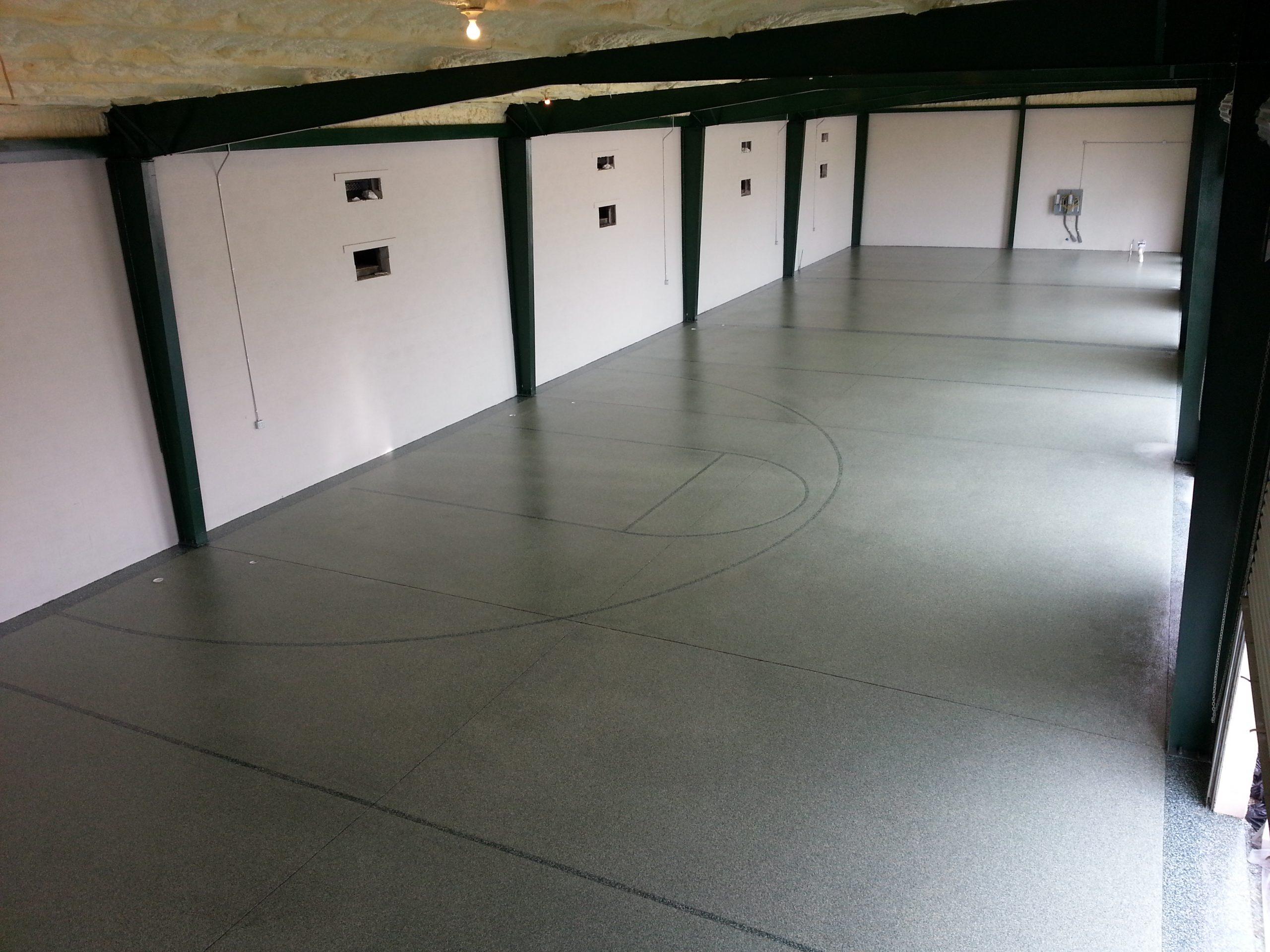 Garage Doctors Easy Clean Flooring in Florida 20140331_100601