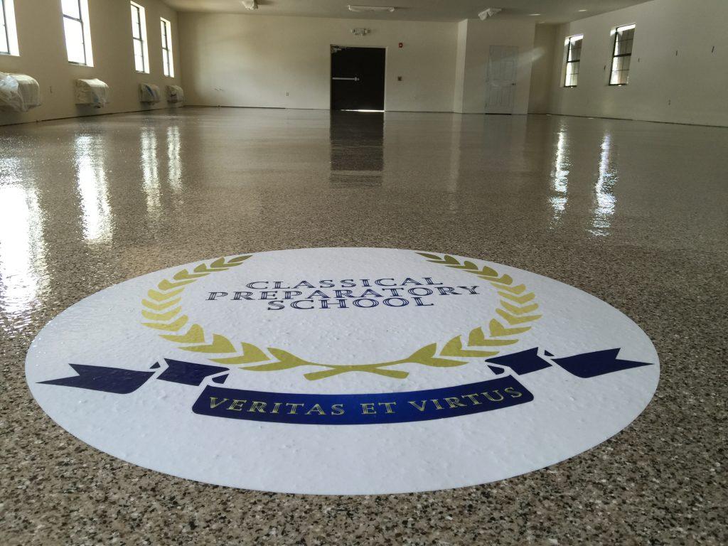 Garage Doctors Easy Clean Flooring in Florida brandon-flooring-company02