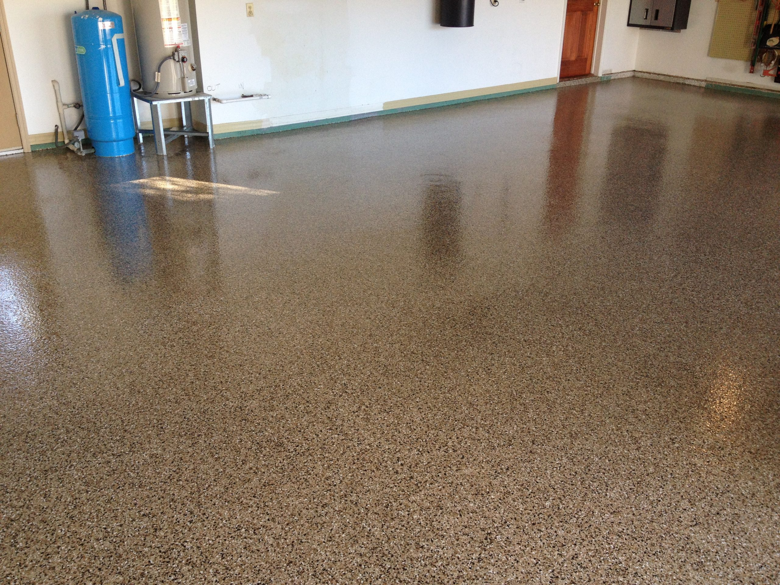 Garage Doctors Easy Clean Flooring in Florida IMG_1158