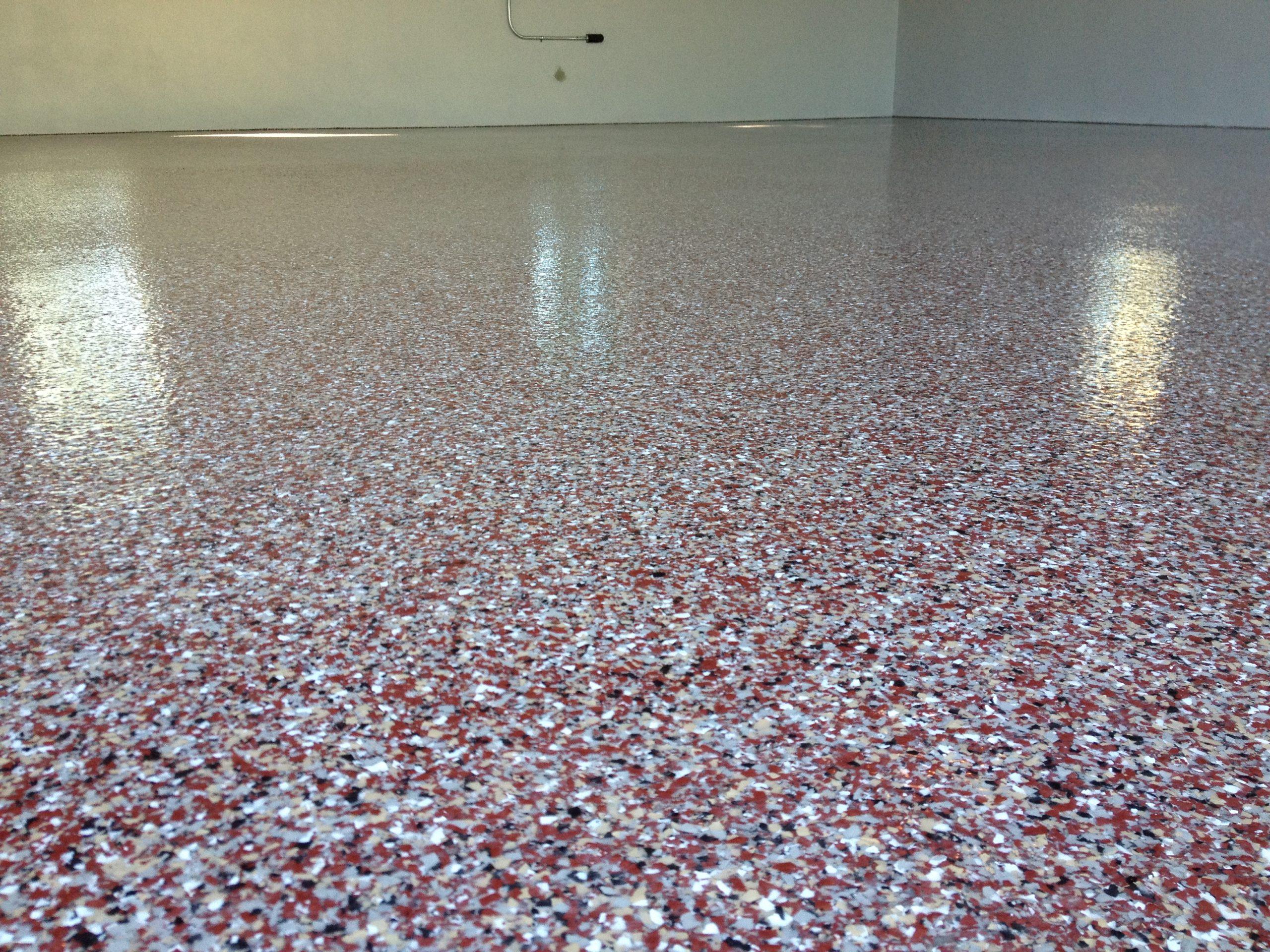 Garage Doctors Easy Clean Flooring in Florida IMG_1840