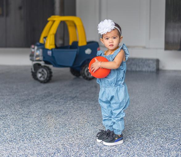 Tampa Bay Epoxy Flooring
