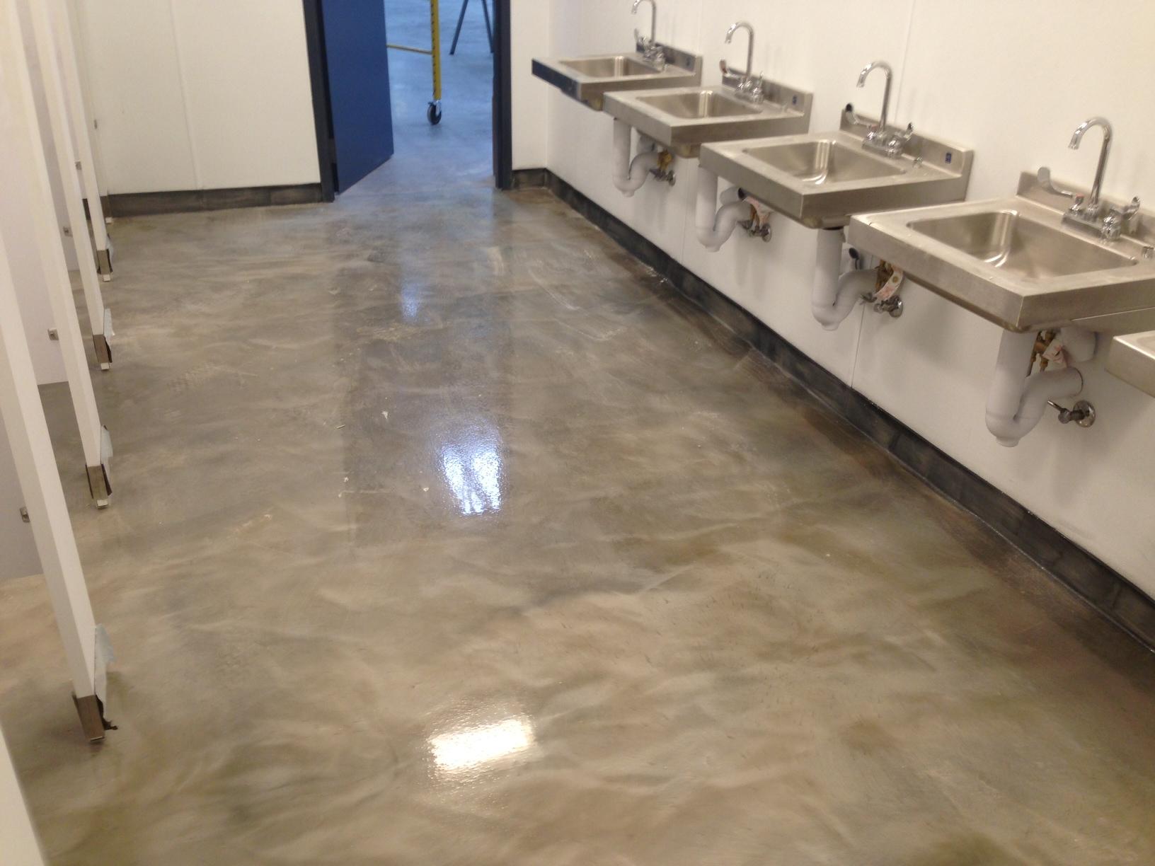 Garage Doctors Easy Clean Flooring in Florida photo